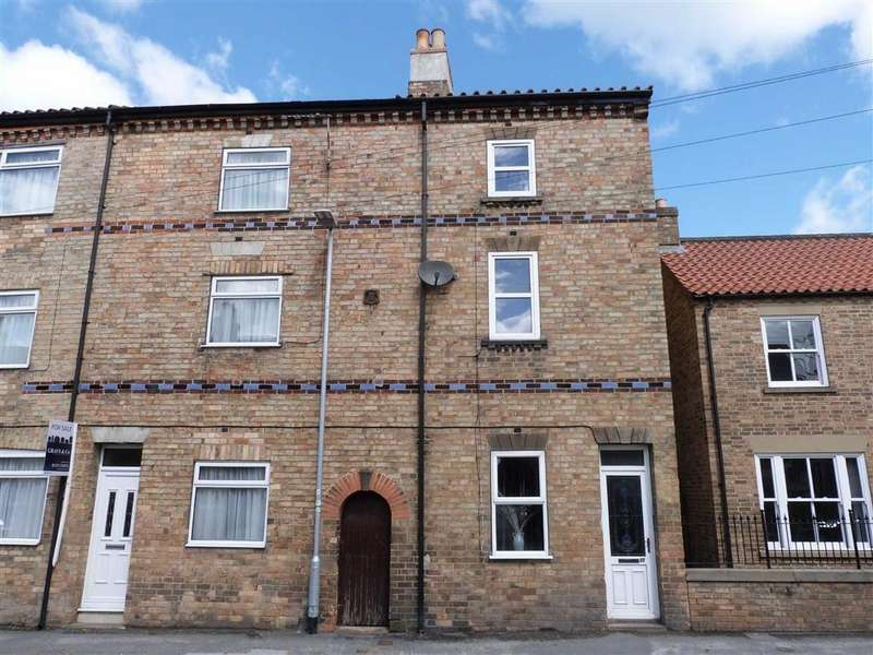 3 Bedrooms End Of Terrace House for sale in London Street, Pocklington