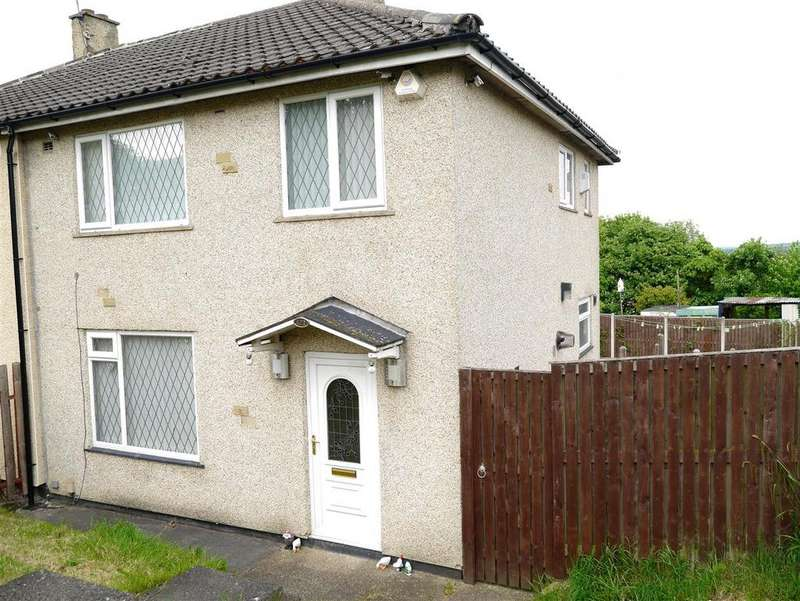 3 Bedrooms Semi Detached House for sale in Rowantree Drive, Bradford