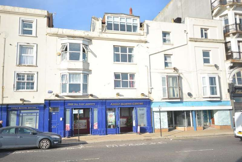 2 Bedrooms Flat for sale in White Rock, Hastings