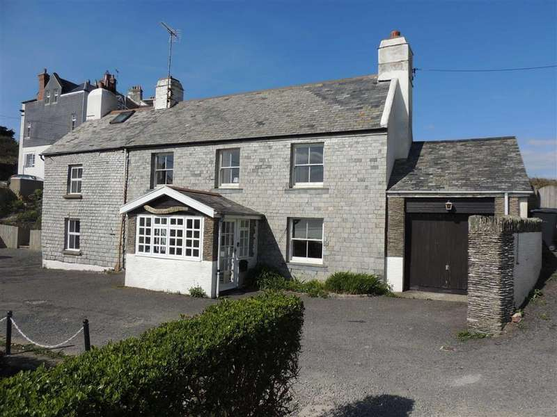 4 Bedrooms Semi Detached House for sale in Chapel Hill, Mortehoe, Woolacombe, Devon, EX34