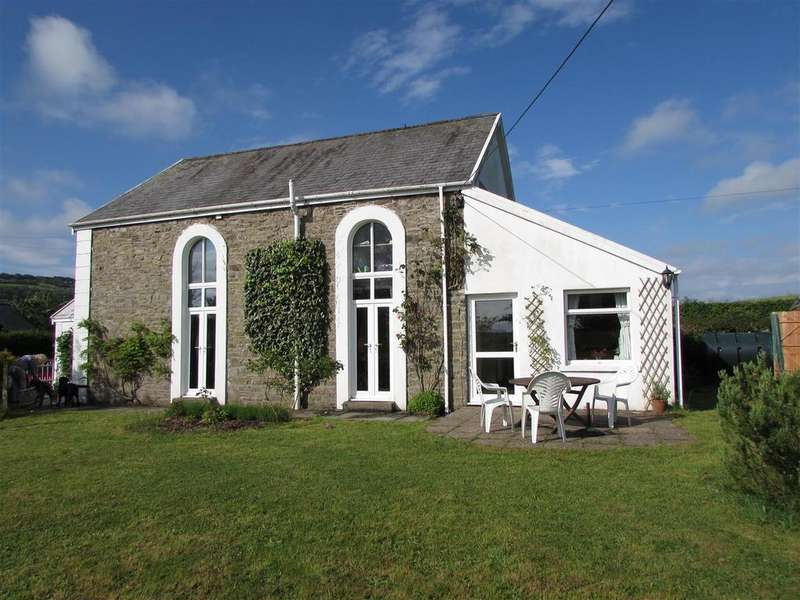 3 Bedrooms Detached House for sale in Kidwelly