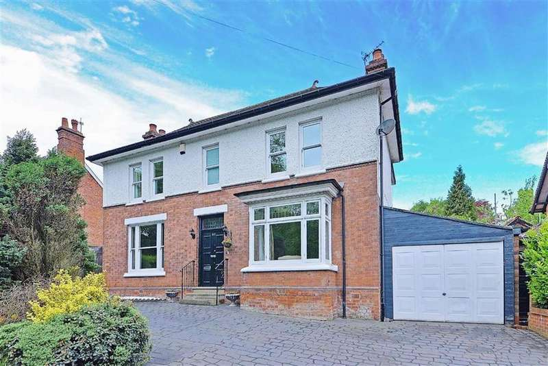 5 Bedrooms Detached House for sale in Thornhill Road, Sutton Coldfield