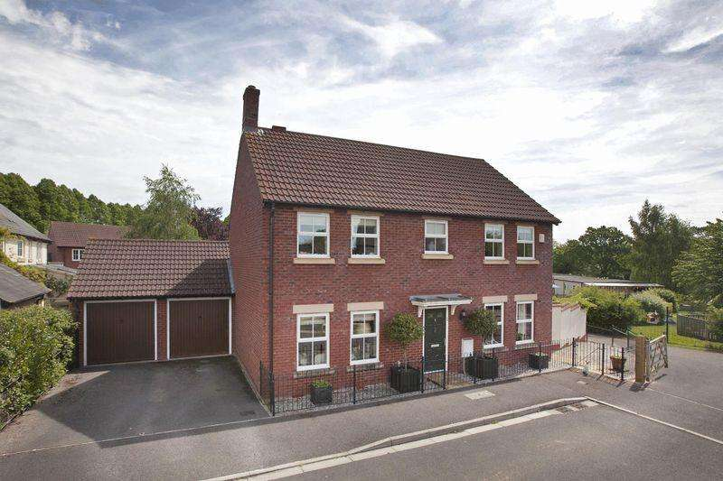 4 Bedrooms Detached House for sale in Bethell Mead, Taunton