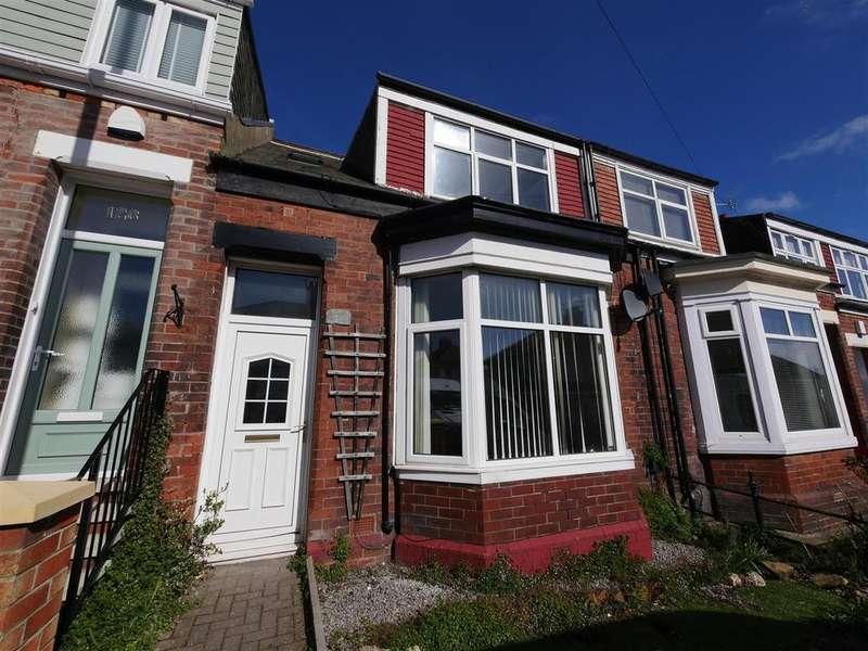 3 Bedrooms Terraced House for sale in Mount Road, High Barnes, Sunderland
