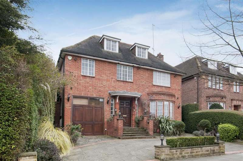 6 Bedrooms Detached House for sale in Norrice Lea, N2