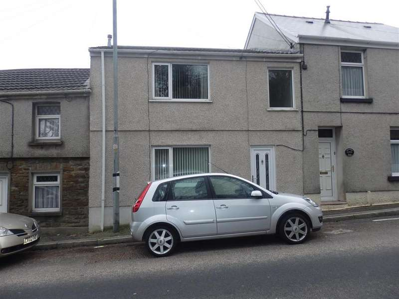 2 Bedrooms Terraced House for sale in Millfield Road, Llanelli
