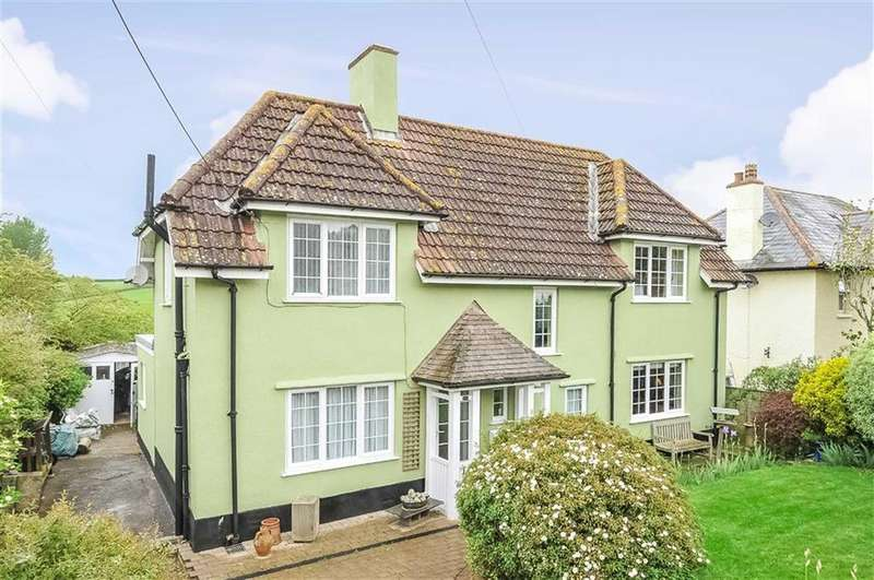 3 Bedrooms Detached House for sale in Vellow Road, Stogumber, Taunton, Somerset, TA4
