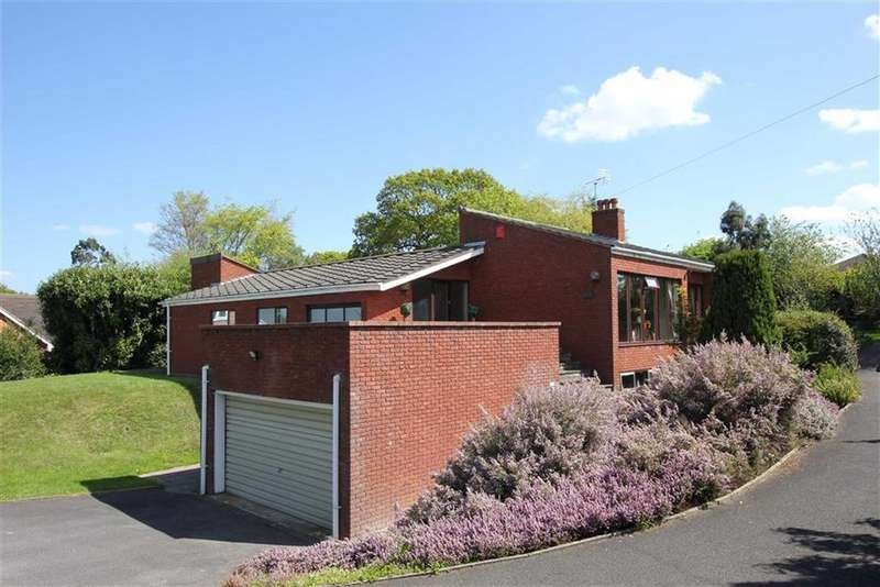 5 Bedrooms Detached House for sale in Wood Lane, Hawarden