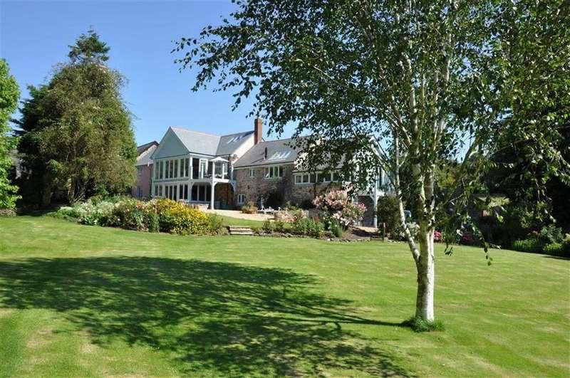 4 Bedrooms Detached House for sale in Waddeton, Stoke Gabriel, Devon, TQ5