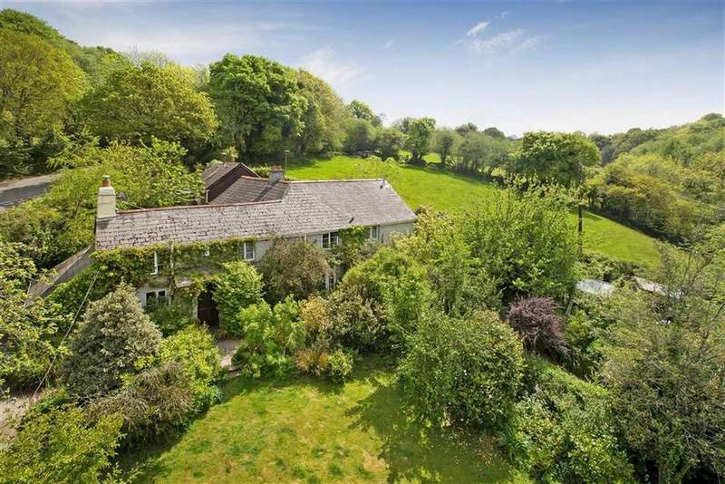 5 Bedrooms Detached House for sale in Shaugh Prior, Plymouth, PL7