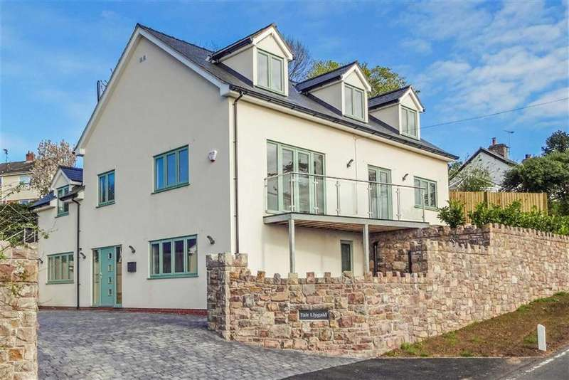 5 Bedrooms Detached House for sale in Graigfechan, Ruthin