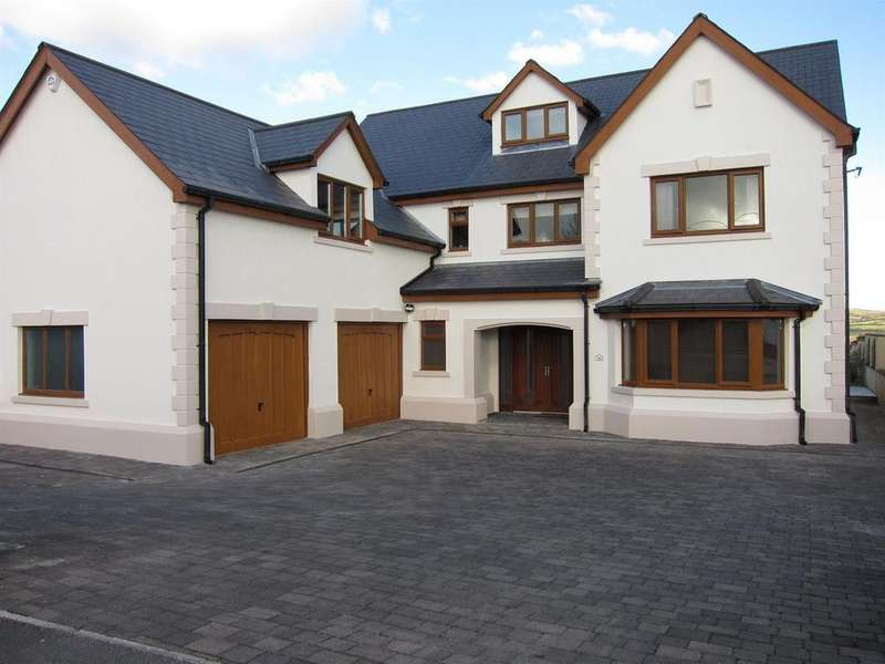 6 Bedrooms Detached House for sale in Heol Hen, Five Roads, Llanelli