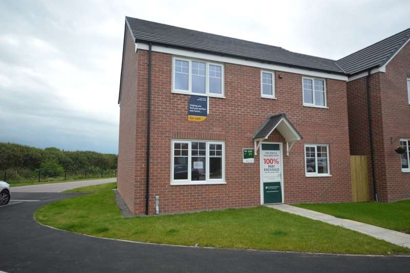 4 Bedrooms Detached House for sale in Links Crescent, Seascale, CA20