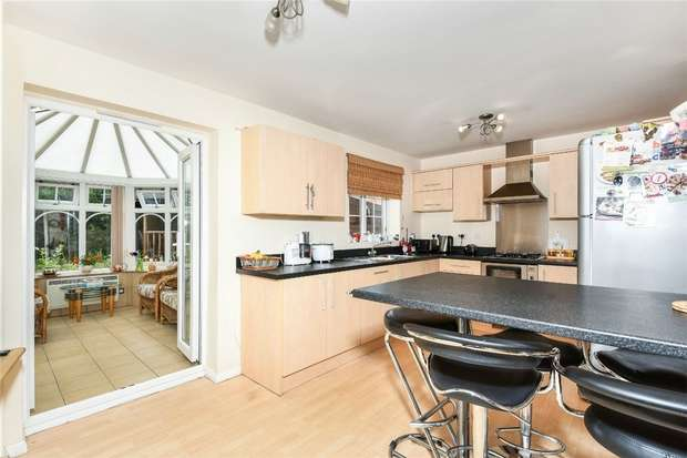 4 Bedrooms Detached House for sale in Victor Close, Shortstown, Bedford