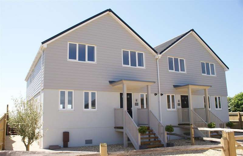 4 Bedrooms Semi Detached House for sale in Elmer Road, Elmer