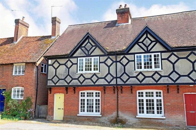 3 Bedrooms End Of Terrace House for sale in Hursley, Winchester, Hampshire