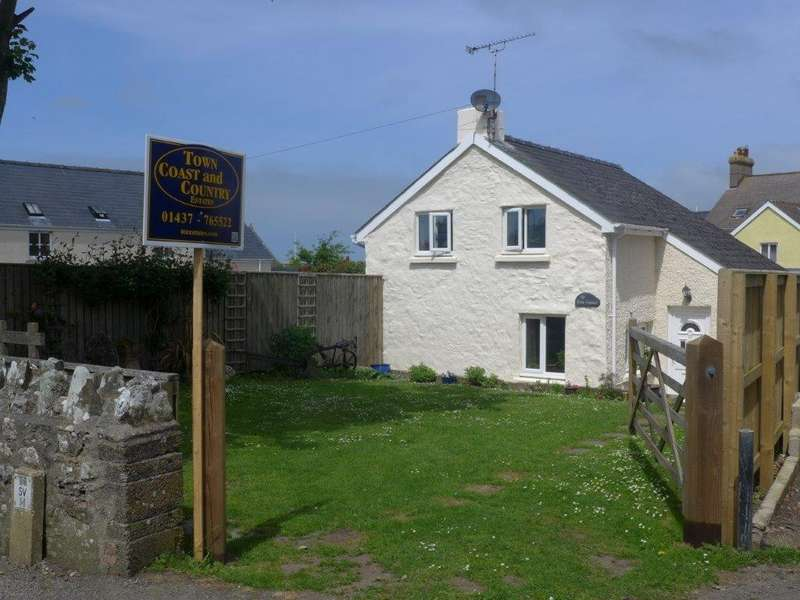 2 Bedrooms Cottage House for sale in Fern Cottage