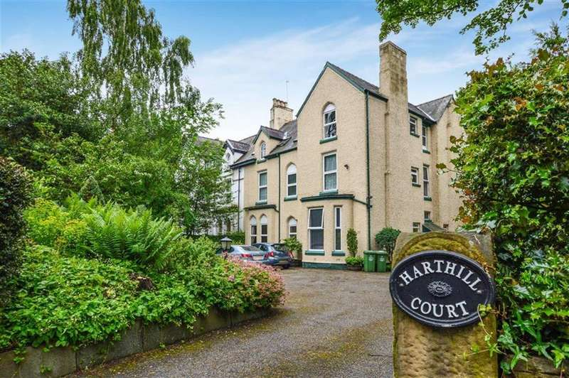 2 Bedrooms Apartment Flat for sale in Harthill Court, Bowdon, Cheshire, WA14