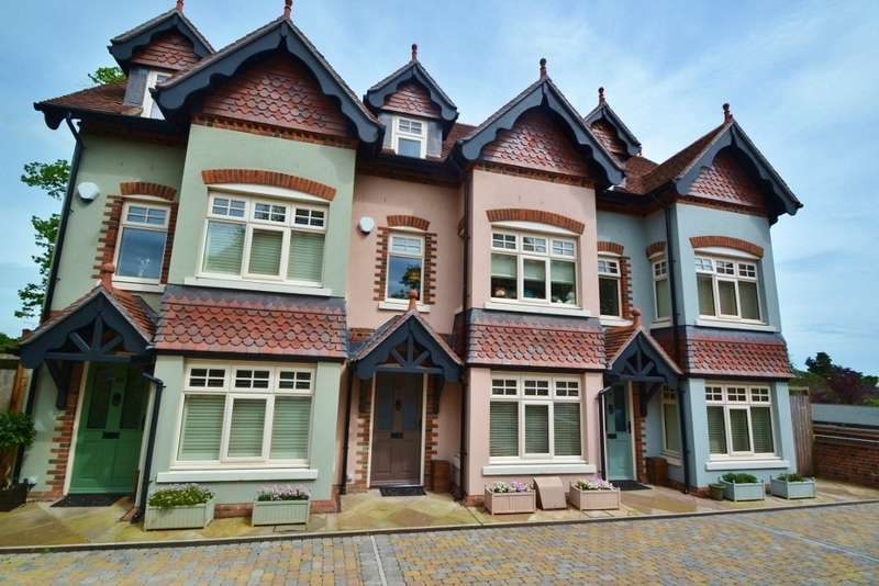 3 Bedrooms Terraced House for sale in Bassett
