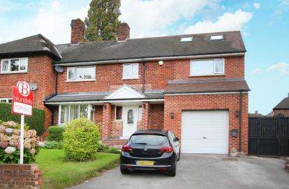 3 Bedrooms Semi Detached House for sale in Ravenscroft Road, Sheffield, South Yorkshire