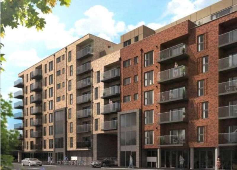 1 Bedroom Apartment Flat for sale in Barking