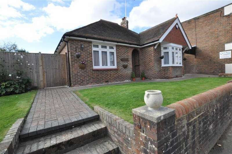 2 Bedrooms Detached Bungalow for sale in Herstmonceux