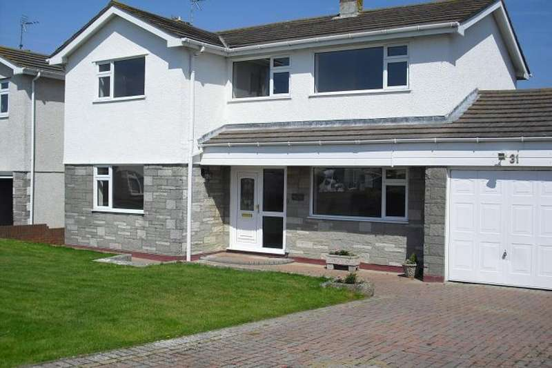 3 Bedrooms Detached House for rent in Curlew Road, Porthcawl, Bridgend County Borough, CF36 3QA