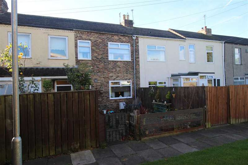 3 Bedrooms Terraced House for sale in Percy Street, Klondyke, Cramlington