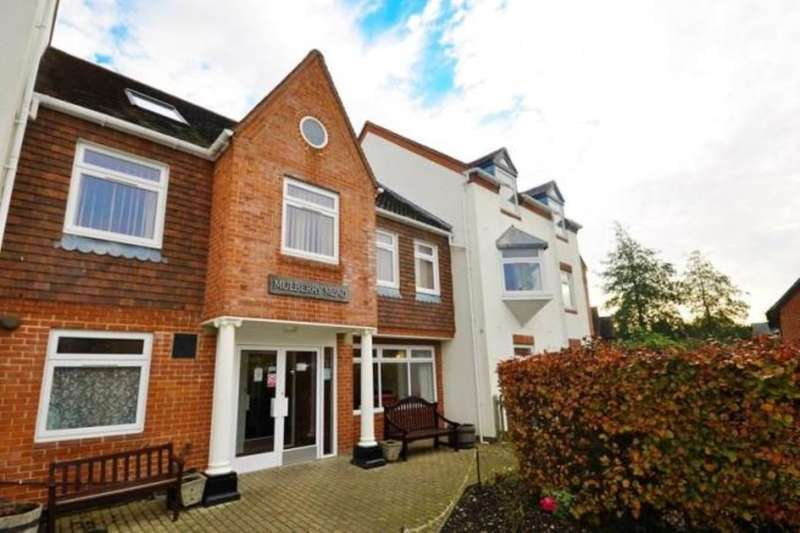 1 Bedroom Flat for sale in Mulberry Mead, Whitchurch, RG28