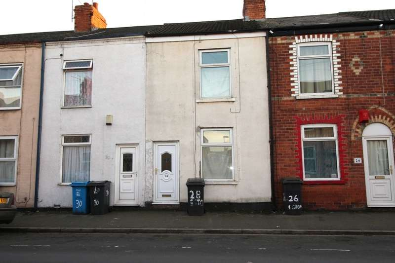 2 Bedrooms Terraced House for sale in Egton Street, Hull, HU8