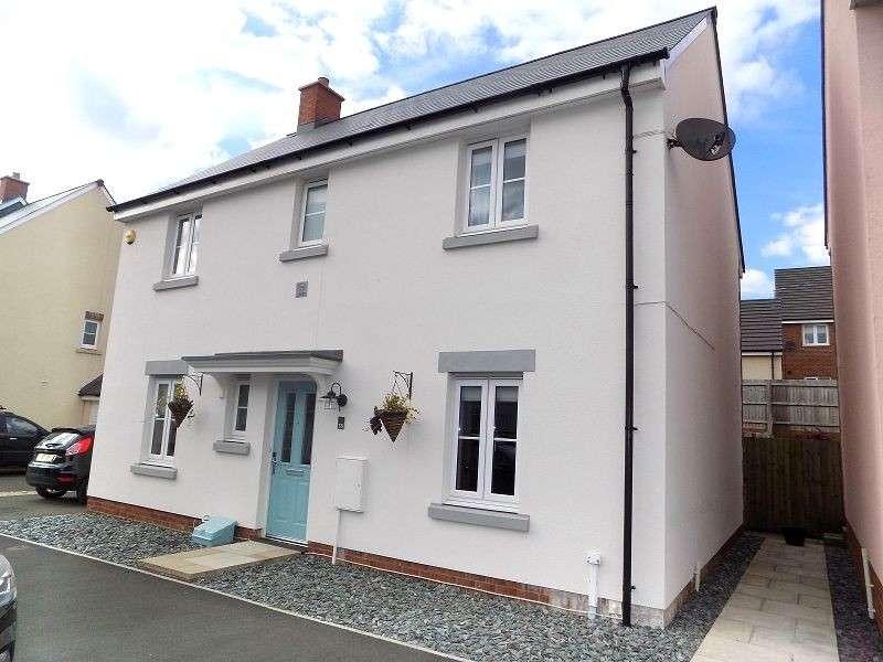 4 Bedrooms Property for sale in Ffordd Y Draen, Coity, Bridgend. CF35 6DQ