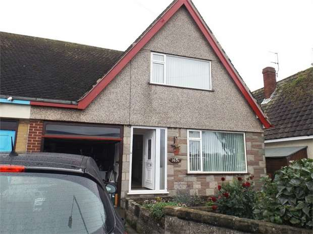 3 Bedrooms Semi Detached Bungalow for sale in Victoria Road, Prestatyn, Denbighshire