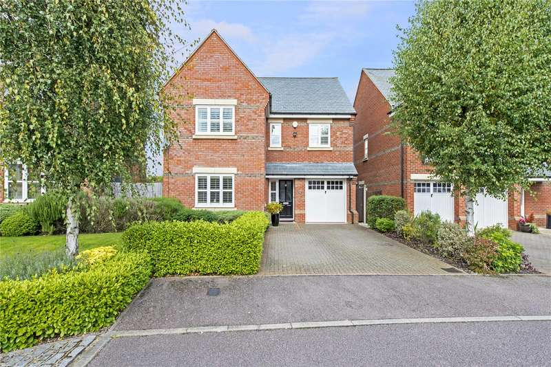 4 Bedrooms Detached House for sale in Rosemary Drive, London Colney, St. Albans, Hertfordshire, AL2