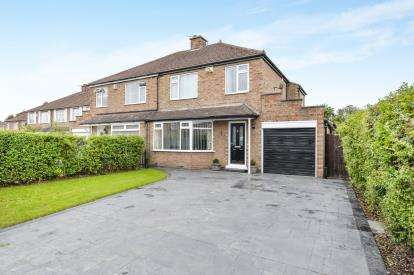 3 Bedrooms Semi Detached House for sale in Highfield Drive, Eaglescliffe, Stockton On Tees