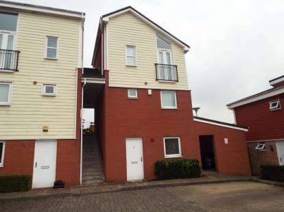 1 Bedroom Flat for sale in Church Street, Castle Vale, Birmingham, West Midlands