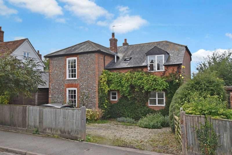 4 Bedrooms Detached House for sale in Honey Lane, Cholsey