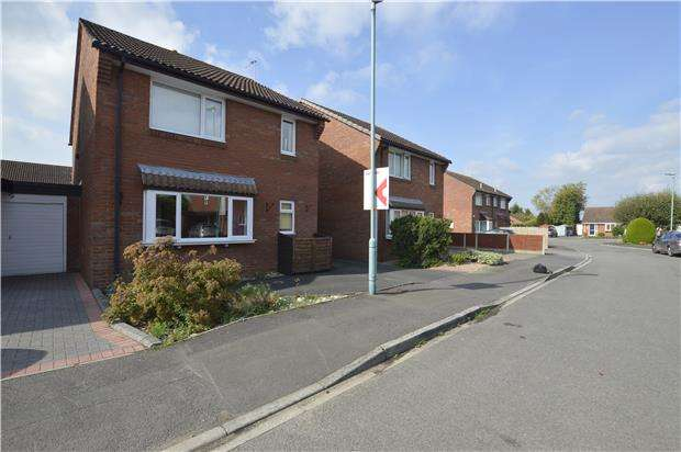 4 Bedrooms Detached House for sale in Northway, TEWKESBURY, Gloucestershire, GL20 8SA