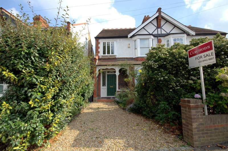3 Bedrooms Semi Detached House for sale in Malden Hill