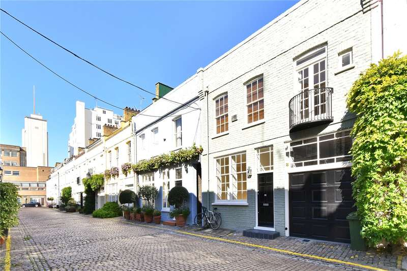 4 Bedrooms Mews House for sale in Princes Gate Mews, London, SW7