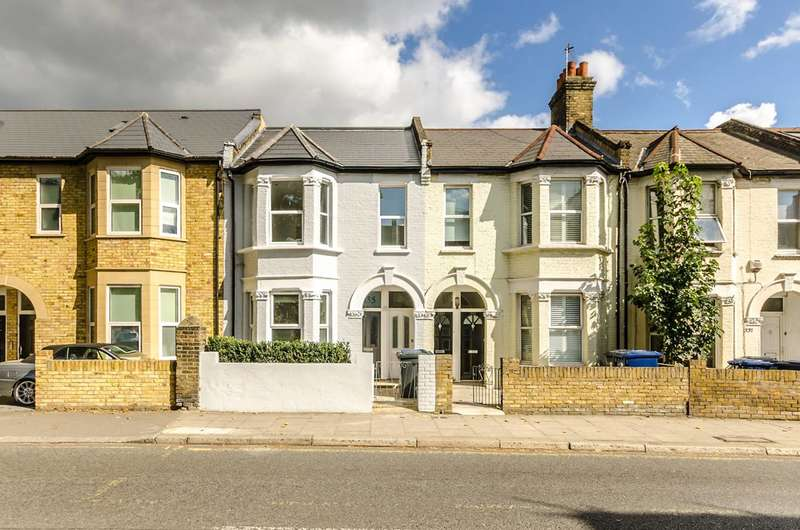 2 Bedrooms Flat for sale in Acton Lane, Acton, W3