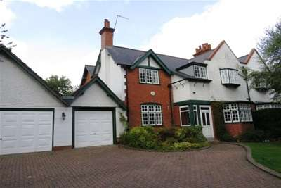 5 Bedrooms House for rent in Pershore Road, Selly Park, B29