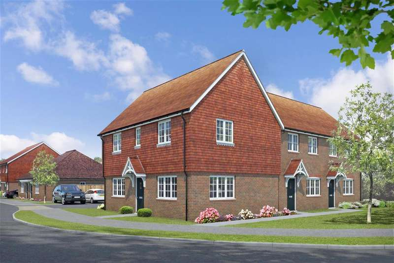 2 Bedrooms Semi Detached House for sale in Newick Hill, Newick, Lewes, East Sussex