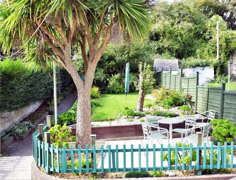 3 Bedrooms Terraced House for sale in Blythswood, Fore Street, Marazion