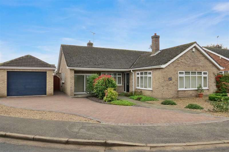 3 Bedrooms Detached Bungalow for sale in The Link, Leasingham