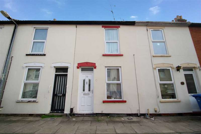 3 Bedrooms Terraced House for sale in Bulstrode Road, Ipswich