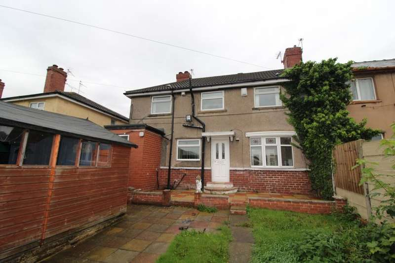 3 Bedrooms Semi Detached House for sale in Rockland Villas Doncaster Road, ROTHERHAM, S65