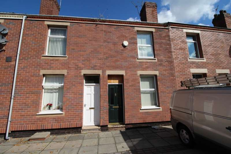 2 Bedrooms Property for sale in Sheardown Street, Hexthorpe, Doncaster, DN4