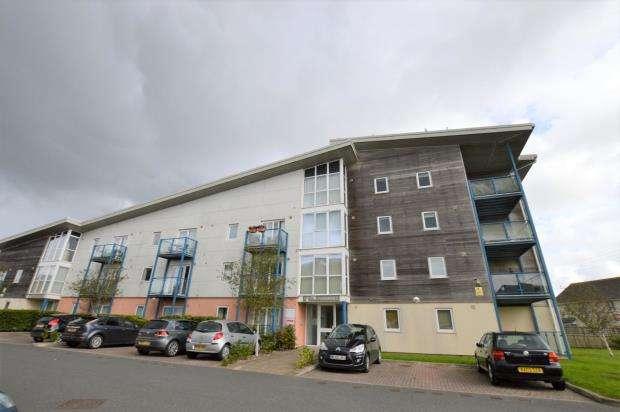 1 Bedroom Flat for sale in Pendarves House, Vyvyans Court, Camborne, Cornwall