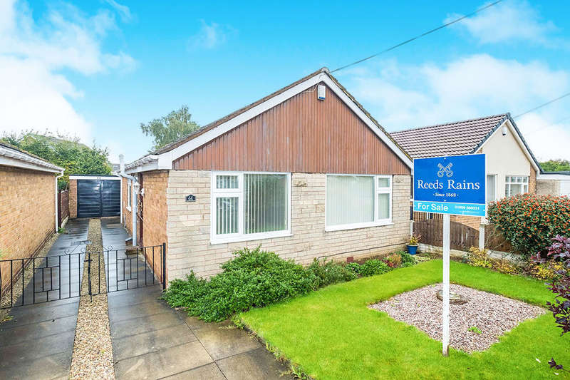 2 Bedrooms Detached Bungalow for sale in The Oval, North Anston, Sheffield, S25