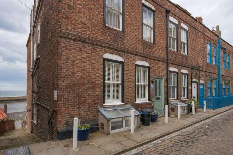 4 Bedrooms Property for sale in Henrietta Street, Whitby, YO22